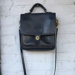 Vintage COACH Station Bag